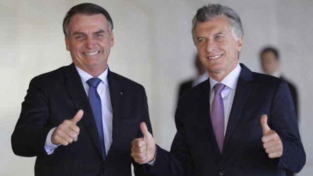 En sintonía. Tras la derrota de Macri el domingo pasado