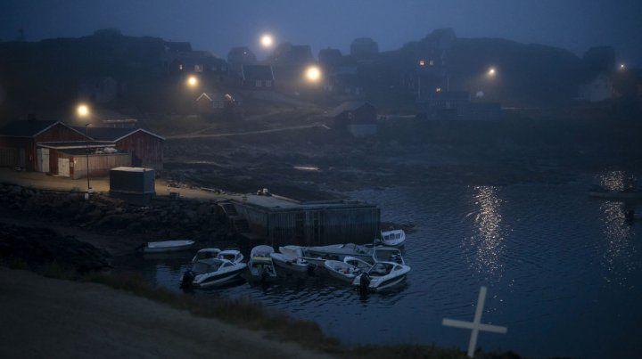 Groenlandia está sometida al derretimiento más rápido de la última década