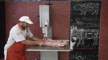 El aumento de precios que recibieron los carniceros todavía no se trasladó totalmente al mostrador.