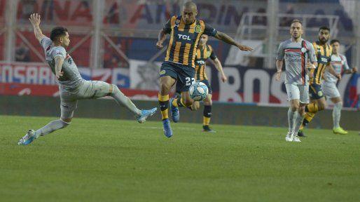 Central y San Lorenzo juegan con determinación por el triunfo