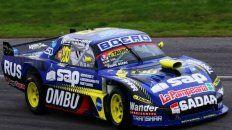 Otra vez el piloto local se entreveró adelante con la Dodge del Martos Med, bajo la estructura del Galarza Racing.