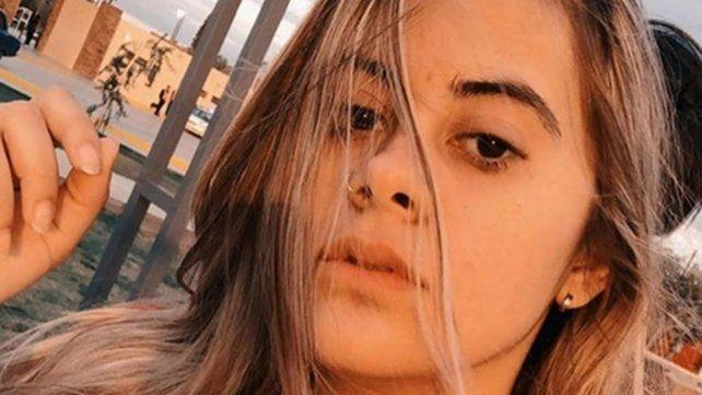Melina Caputo. La adolescente cursaba el último año del secundario en la Escuela Modelo.