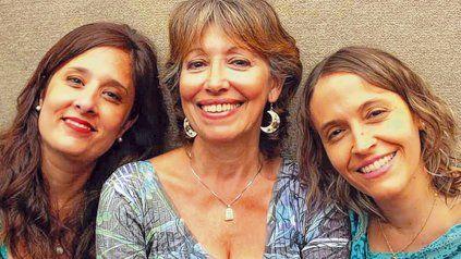 Agualuna. María Eugenia Vadalá, Myriam Cubelos y Silvana Grosso son las integrantes del trío local.