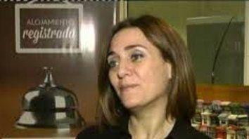 María Ofelia Polito, referente de Aehgar (Asociación Empresaria Hotelero Gastronómica y Afines de Rosario).