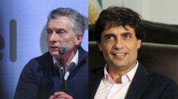 Macri destacó la trayectoria de Lacunza.