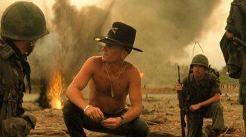 Apocalypse Now. El clásico de 1979 refleja la guerra de Vietnam con toda su violencia, su locura y sus miserias.