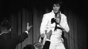 Ícono. Elvis Presley sigue cautivando a 42 años de su muerte.