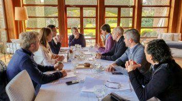 Definiciones. Lacunza se reunió ayer con el presidente Macri.