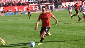 Cacciabue: Tenía que jugar bien y me presioné para eso