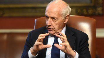 El candidato de Consenso Federal, Roberto Lavagna, descartó sumarse al gobierno de Alberto Fernández.