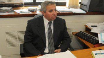 El fiscal Marcelo Vienna.