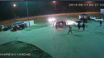 Balacera. El 11 de agosto hubo un violento incidente en la puerta del penal.