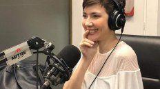Cristina Pérez le dedicó un mensaje romántico a su enamorado