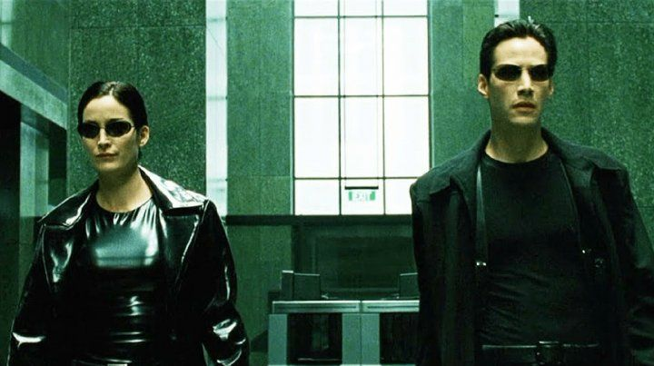 Anuncian Matrix 4 con Keanu Reeves y Carrie-Anne Moss