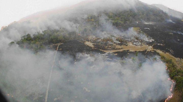 Amazonas. Los críticos acusan a la política ambiental de Jair Bolsonaro