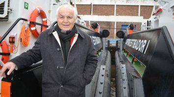 Detenido. El histórico líder de los portuarios del Cordón Industrial está alojado en el penal de Ezeiza.