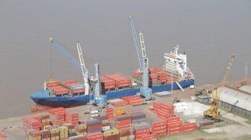 Intercambio. El comercio exterior argentino se achicó en u$s 10.761 millones, según el Indec.