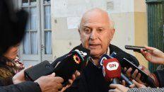 El gobernador fue uno de los 19 mandatarios que irán a la Corte para rechazar el ajuste de Macri.