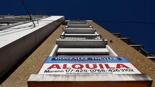 La caída en la venta y alquiler de propiedades sacude al mercado inmobliario local