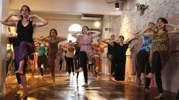 6to. Encuentro de Educación Somática en Argentina