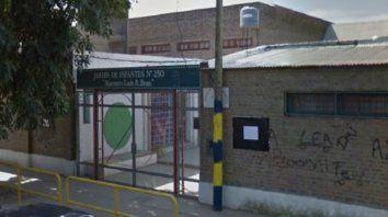 La institución. El jardín Maestro Luis Ricardo Bras.