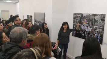 La muestra anual de los reporteros gráficos se lleva a cabo en el CEC.