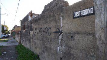 Zona norte. La balacera contra una vivienda de Castagnino al 1800 originó el posterior enfrentamiento.