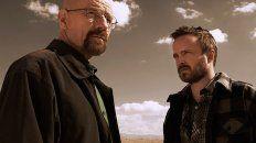 Un actor reveló que la película de Breaking Bad ya está filmada