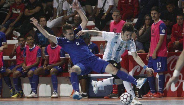 Rosario se quedó sin la Liga Sudamericana de futsal