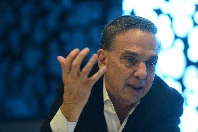 Pichetto, en Rosario: Santa Fe tiene que saber lo que se viene