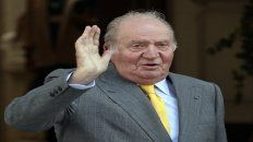 Saludo. Juan Carlos fue una figura clave de la transición española.
