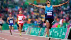 Jorge Madril desata toda su emoción tras ganar en los 1.500 metros. Los argentinos ya sumaron 17 preseas.