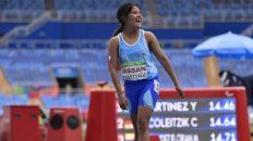 Oro para la rosarina Yanina Rodríguez
