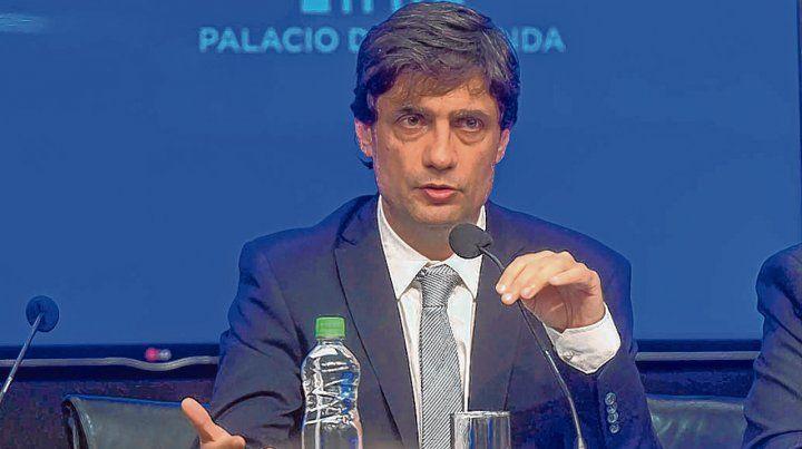 impacto. Las medidas que anunció el ministro de Hacienda recién ayer se manifestaron en el mercado.