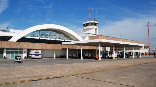 El aeropuerto de Rosario reduce la Tasa de Uso Aeroportuario Internacional