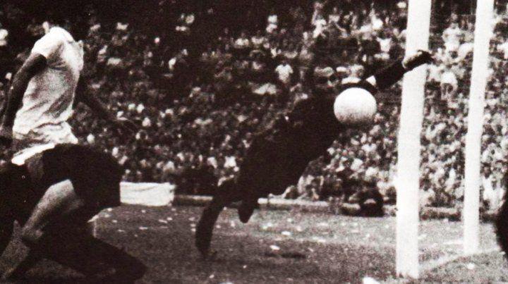 Murió el Gato Andrada, un símbolo de Central en los años 60