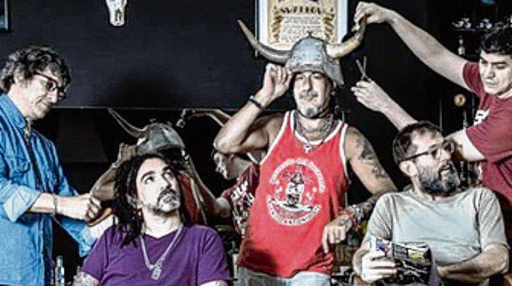 Kapanga despliega su show de ska en Rosario