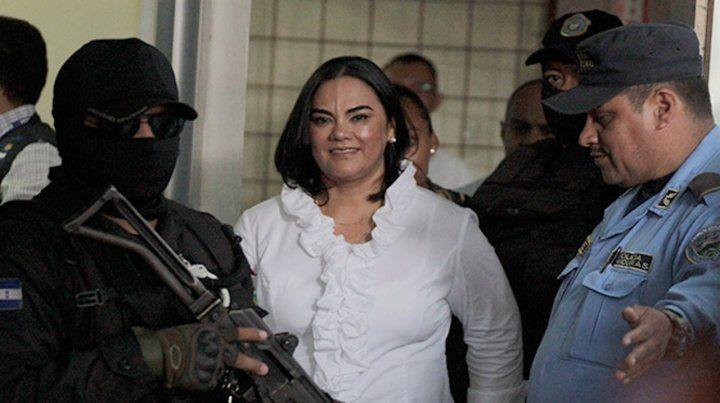 Rosa Bonilla.