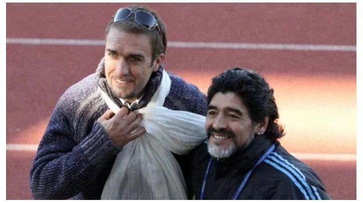 El Bati le dijo que no a Diego.