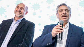 Perotti y Fernández, en la construcción de un nuevo espacio.