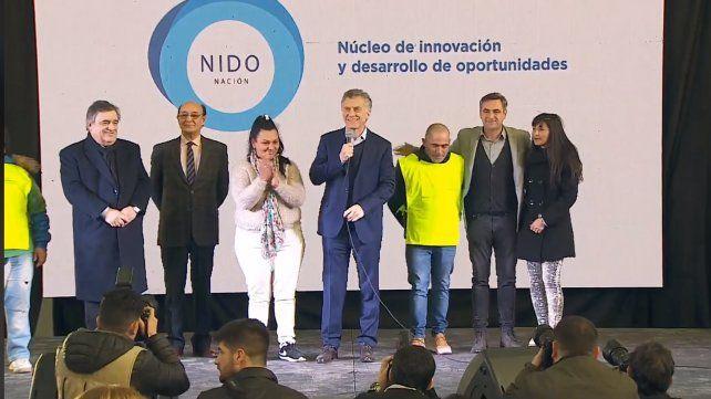 La elección aún no sucedió, dijo confiado Macri en su visita a Córdoba