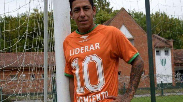 Sarmiento no estuvo activo en Grecia y rescindió contrato tras jugar sólo ocho minutos
