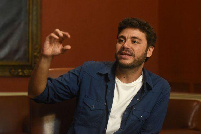 Juan Monteverde, de Ciudad Futura.