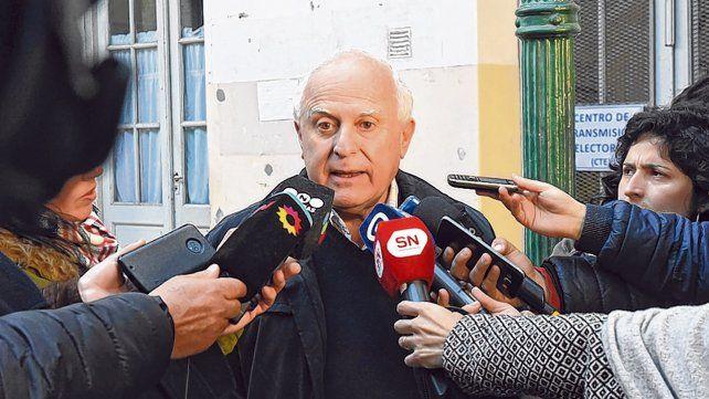 Agujero fiscal. Lifschitz afirmó que la provincia perderá cuatro mil millones de pesos en cuatro meses.
