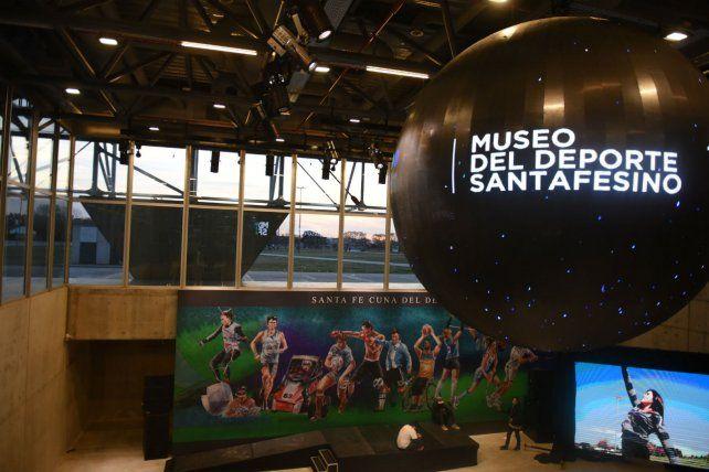 El Museo del Deportes Santafesino