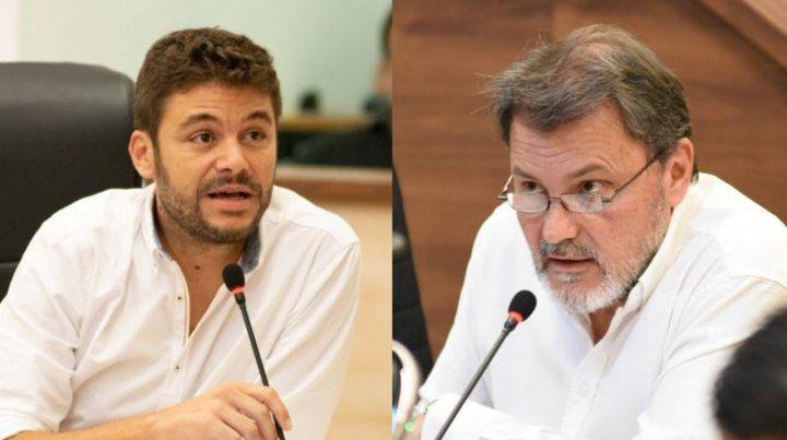 Bochorno en el Concejo: Agapito Blanco desafió a boxear a Monteverde