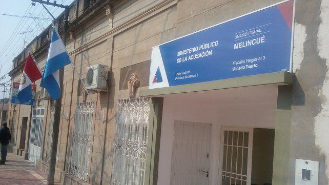 La Fiscalía de Melincué. En la Legislatura aprobaron el nombramiento del fiscal.
