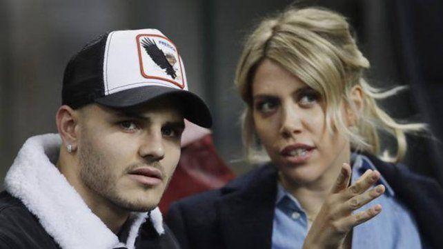 Wanda rompió el silencio y contó por qué Icardi salió del Inter