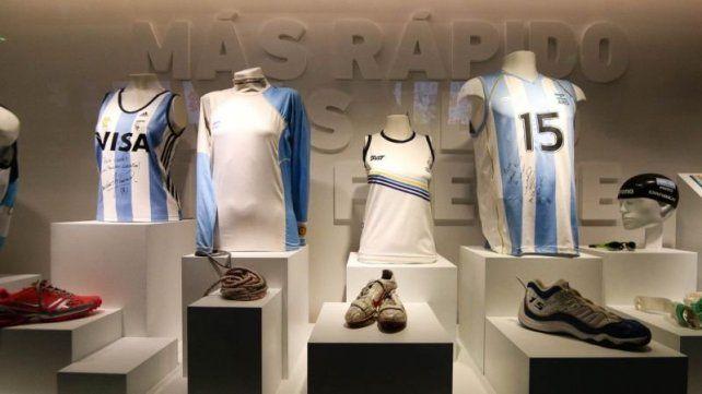 El Museo del Deporte Santafesino salió a la cancha pisando fuerte