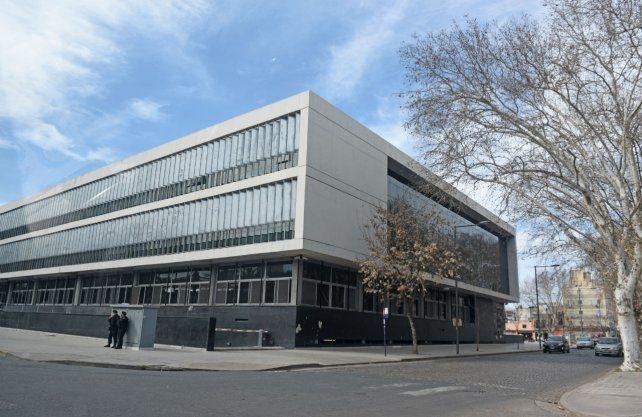 La audiencia imputativa se llevó adelante en el Centro de Justicia Penal.